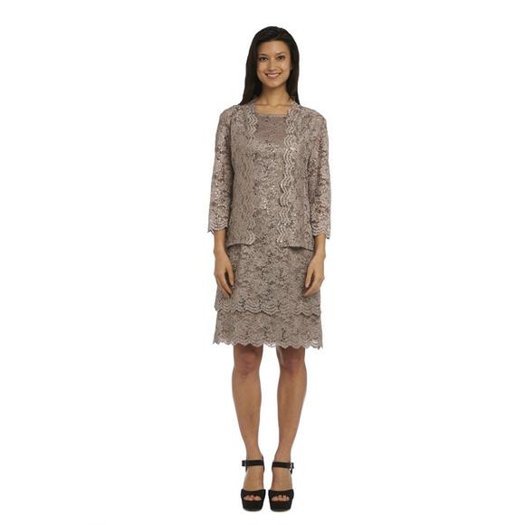 d1f779d3 R&M Richards Dresses | Rm Richards Mother Of The Bride Short Dress ...